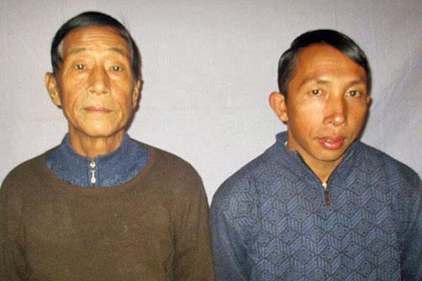 Kachin pastors