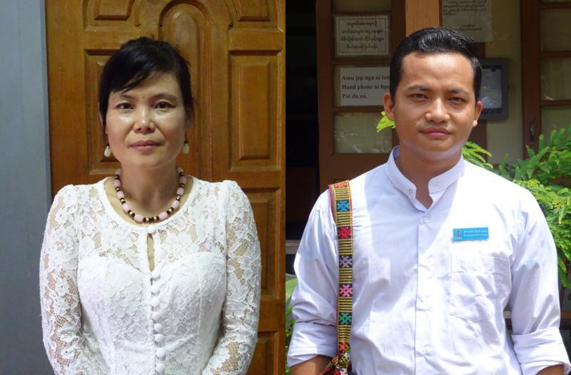 Nang Pu and Lum Zawng