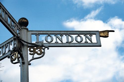 Burma Tour of London